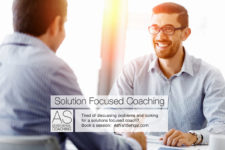 Solution Focused Conversations